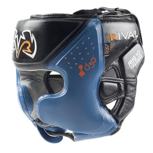 RIVAL RHG10 Intellishock Headguard - Blue