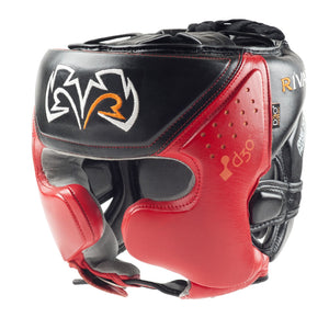 RIVAL RHG10 Intellishock Headguard - Red