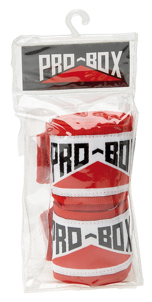 Pro Box Red A.I.B.A Specification Stretchable Hand Wraps Senior 2