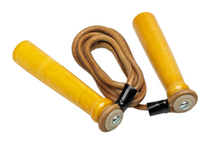 Pro Box Leather Speed Ropes 2