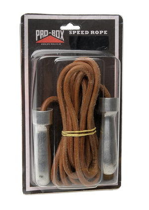 Pro Box Aluminium Handle Speed Rope
