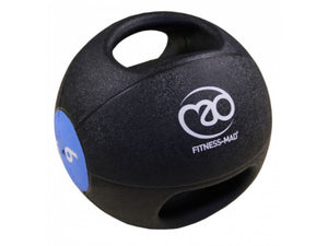 Pro Box Double Grip Medicine Ball - 6kg