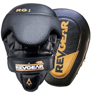 Pinnacle RG1 Gel Focus Mitts