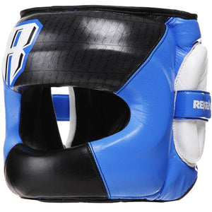 Guvnor Face Saver Head guard - Blue - Fightstore Pro