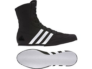 Adidas Box Hog 2 Boxing Boots - Black
