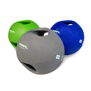 Primal Strength Double Handle Medicine Ball - Fightstore Pro