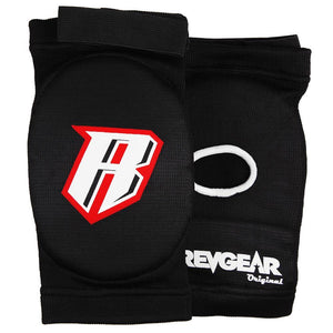 Revgear Signature Elbow Pads - Black