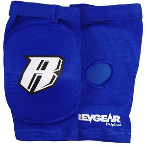 Revgear Signature Elbow Pads - Blue - Fightstore Pro