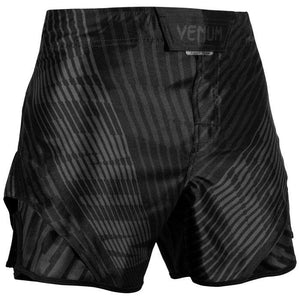 Venum Plasma Fight Shorts - Black/Black - Fightstore Pro