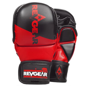 PINNACLE MMA SPARRING GLOVES - RED/BLACK - Fightstore Pro