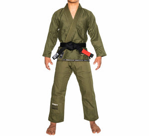 Fuji All Around BJJ Gi - Olive Green