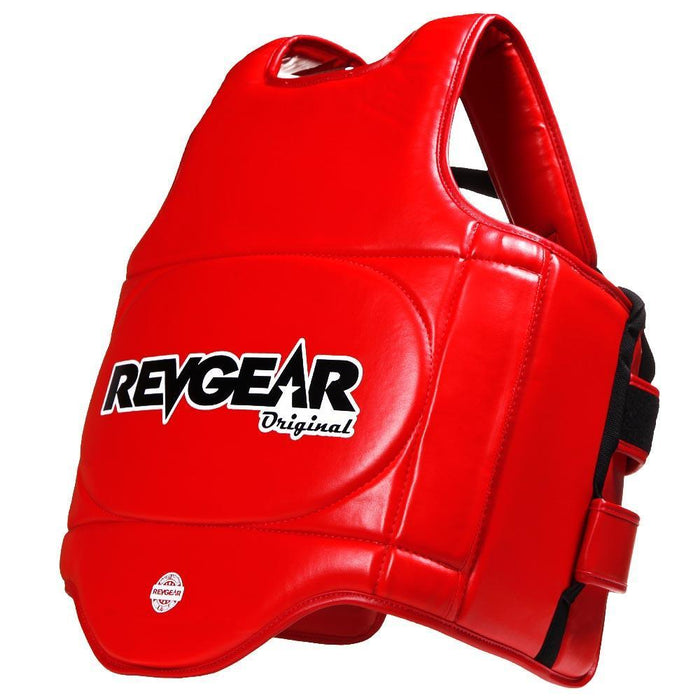 Revgear Kids Body Protector - Red