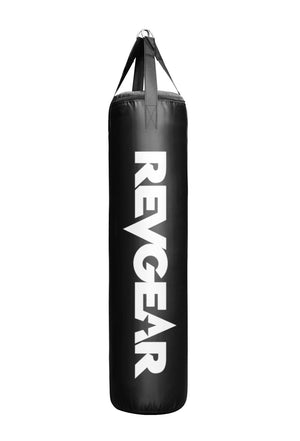REVGEAR 6FT HEAVY THAI KICK BAG - Black - Available on Fightstore Pro