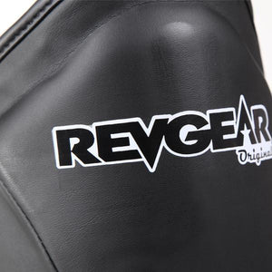 Original Thai Shin guards - Black - Fightstore Pro