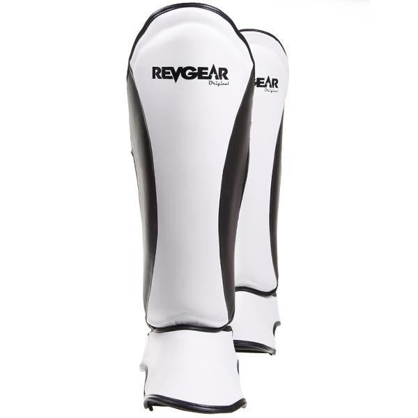 Original Thai Shin guards - White