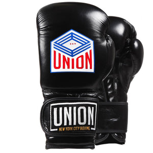 Union Boxing Gloves - Black