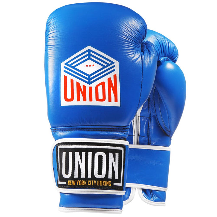 Union Boxing Gloves - Blue