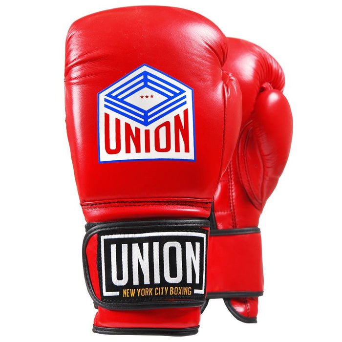 Union Boxing Gloves - Red