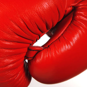 Union Boxing Gloves - Red - Fightstore Pro