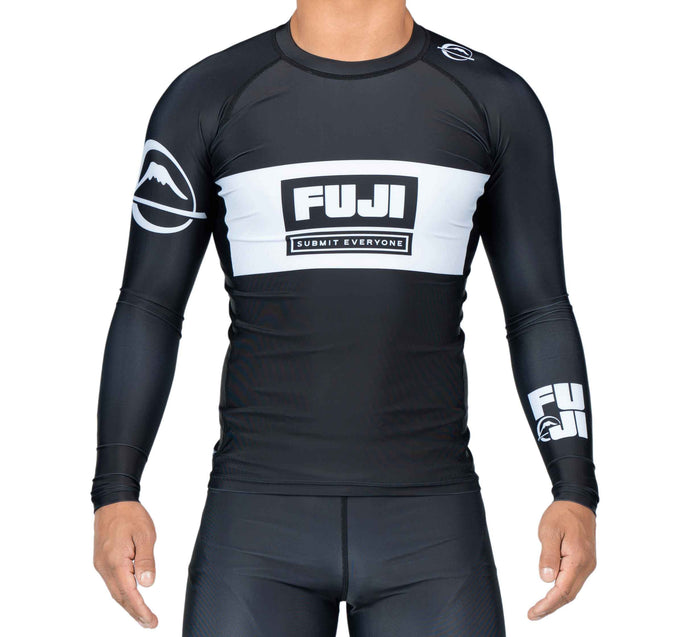Fuji Sports Franchise Long Sleeve Rashguard