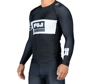 Fuji Sports Franchise Long Sleeve Rashguard - Fightstore Pro