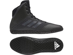 Adidas Mat Wizard 4 Wrestling Boot Black