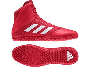 Adidas Mat Wizard 4 Wrestling Boot Red
