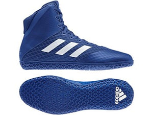 Adidas Mat Wizard 4 Wrestling Boot Royal