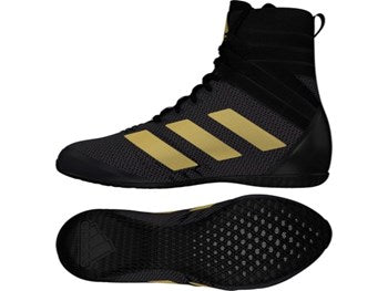 Adidas Speedex 18 Boxing Boots Black