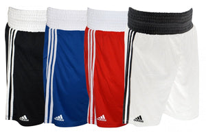 Adidas Base Punch Boxing Shorts - Fightstore Pro