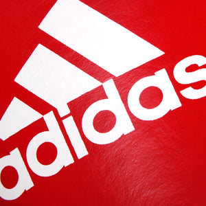 Adidas Performer Leather Boxing Gloves - Red