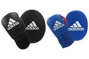 Adidas Boxing Gloves & Focus Mitts Set