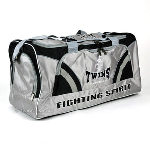 Twins BAG2 Gym Bag - Grey