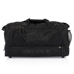 Fairtex BAG2 Black Heavy Duty Gym Bag