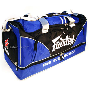 Fairtex BAG2 Blue Heavy Duty Gym Bag