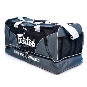Fairtex BAG2 Grey Heavy Duty Gym Bag 2