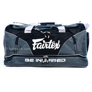 Fairtex BAG2 Grey Heavy Duty Gym Bag 3