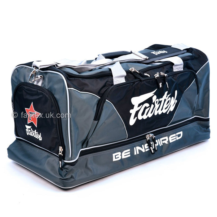 Fairtex BAG2 Grey Heavy Duty Gym Bag