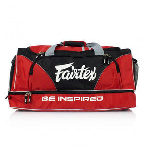 Fairtex BAG2 Red Heavy Duty Gym Bag