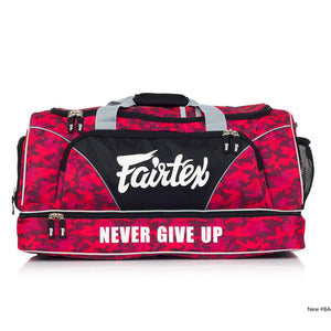 Fairtex BAG2 Red Camo Heavy Duty Gym Bag