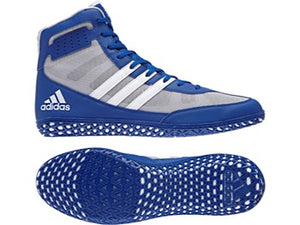 Adidas Mat Wizard Wrestling Boot 3 Blue