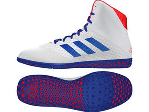 Adidas Mat Wizard 4 Wrestling Boot White
