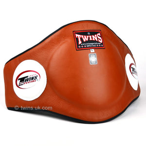 Twins Belly Pad Brown