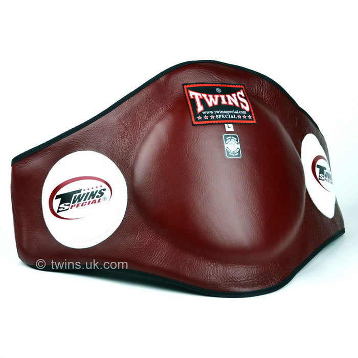 Twins Belly Pad Burgundy