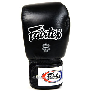 Fairtex Breathable Boxing Gloves Black 6