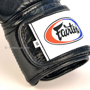 Fairtex Breathable Boxing Gloves Black 3