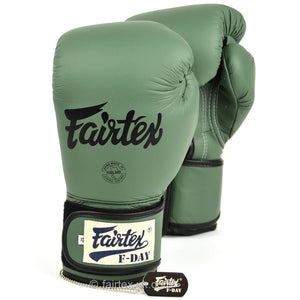 Fairtex Boxing Gloves - BGV11 F-Day