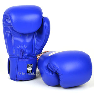 Twins Special Boxing Gloves Blue