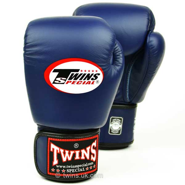 Twins Special Boxing Gloves Navy