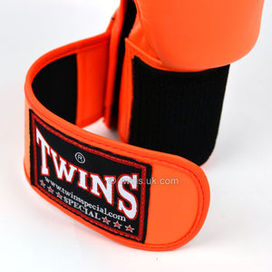 Twins Special Boxing Gloves Orange